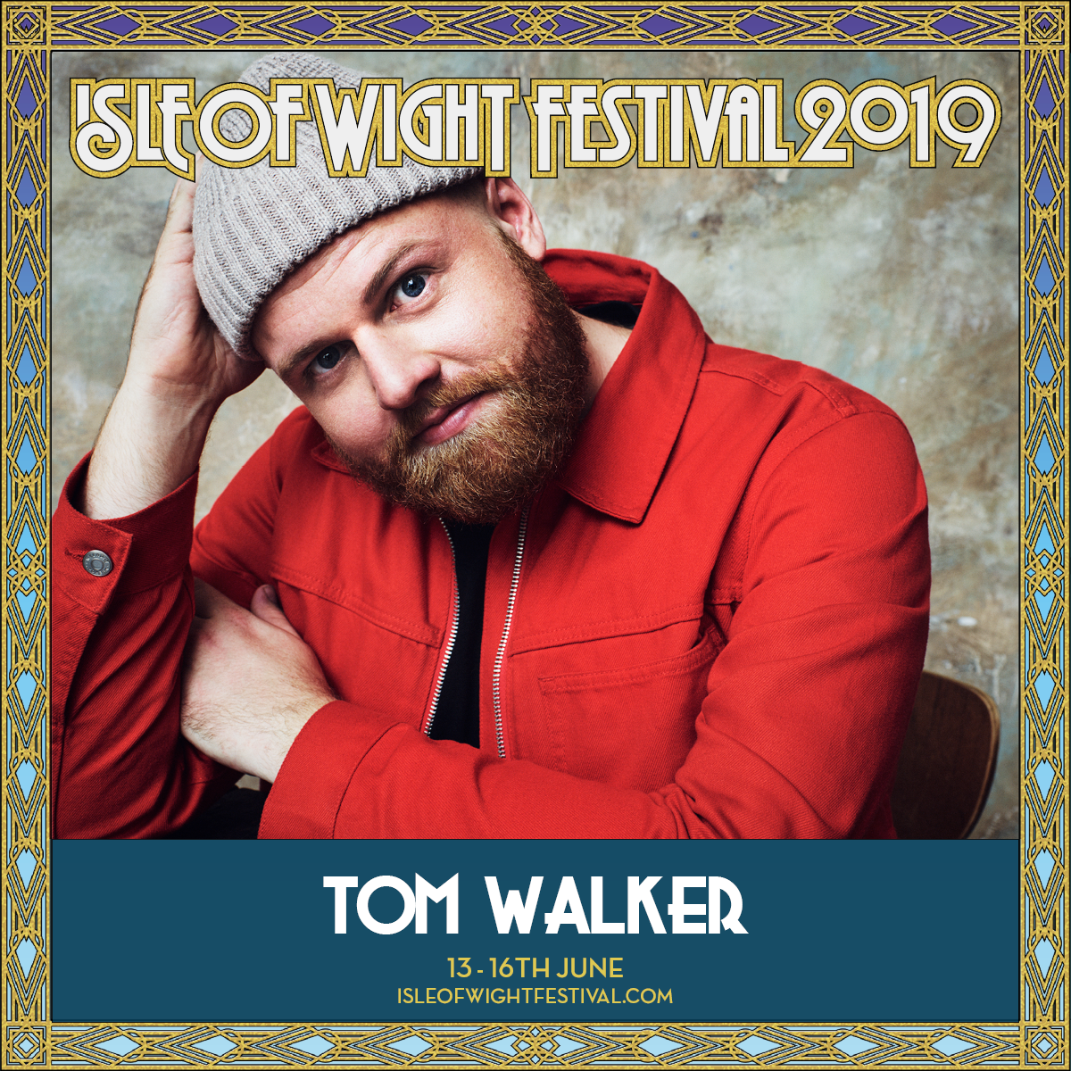 TOM WALKER RELEASES DEBUT ALBUM 'WHAT A TIME TO BE ALIVE' - Isle of